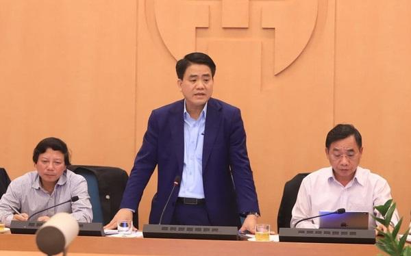 Chủ tịch Hà Nội được đề nghị tặng Huân chương lao động hạng Nhất