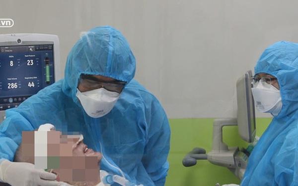 Nỗ lực điều trị tốt nhất cho BN91 như một biểu tượng trong cuộc chiến chống COVID-19