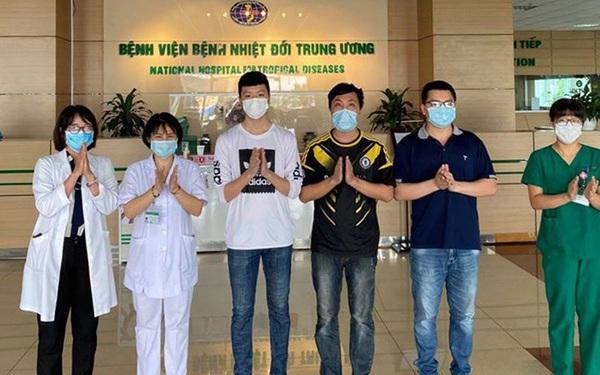 Việt Nam điều trị khỏi 307 trên tổng số 328 ca mắc Covid-19