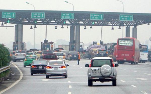 Cao tốc Pháp Vân - Cầu Giẽ - Ninh Bình thu phí tự động không dừng từ ngày 10/6
