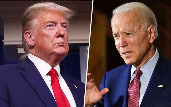 Ông Biden dẫn trước Trump tới 14 điểm trong cuộc khảo sát mới của CNN
