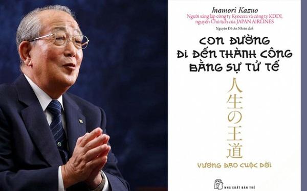 Cựu CEO của hãng hàng không Japan Airlines: 'Tôi sống tới 88 tuổi, tổng kết mọi điều chỉ trong 1 chữ: TÂM'