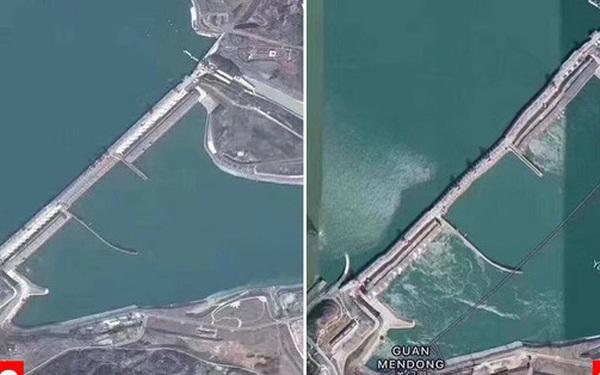 Siêu đập khổng lồ, hiện thân cho khát vọng trị thủy nghìn năm của Trung Quốc, đang đến hồi kết thúc