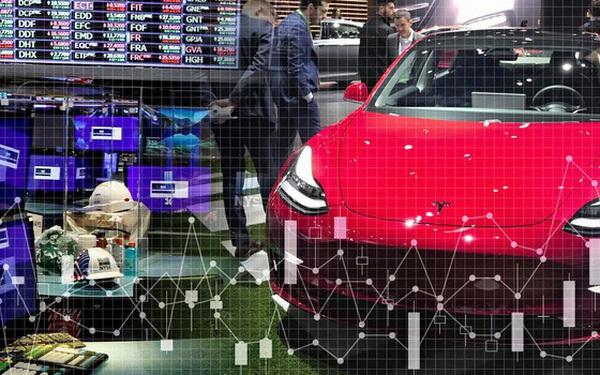 Đại dịch Covid-19 khiến giá trị vốn hóa nhiều công ty trên thế giới tăng vọt