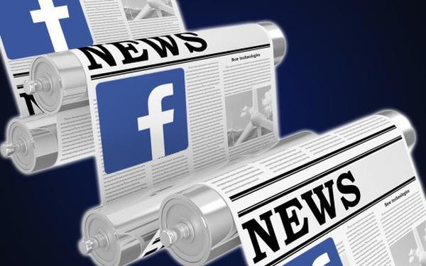 """Thời """"xài chùa"""" tin tức báo chí của Facebook, Google sắp kết thúc?"""
