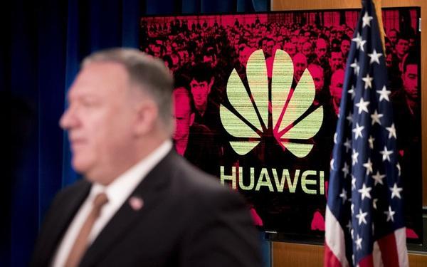 Mỹ hạn chế visa với nhân viên Huawei và các hãng công nghệ Trung Quốc