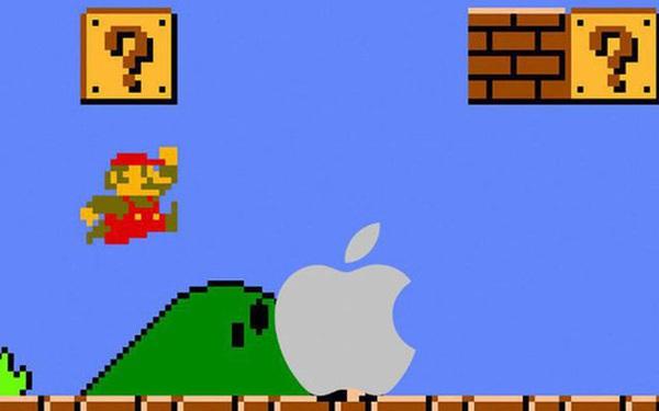 Nếu hiện tại là năm 1985, nên đầu tư vào 1 cuốn băng Super Mario Bros. hay cổ phiếu Apple?