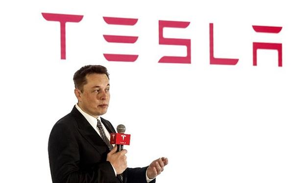 Elon Musk vừa trở thành người giàu thứ 5 thế giới