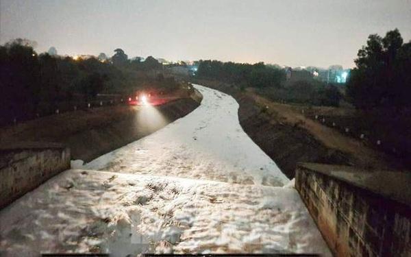 Nhiều sông, suối ở Bình Dương đang bị 'đầu độc'?