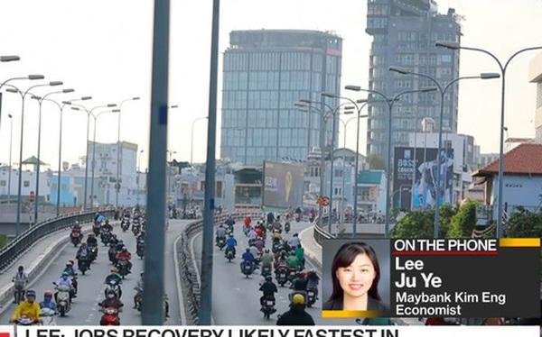 Bloomberg: Thị trường lao động Việt Nam phục hồi nhanh nhất trong các quốc gia ASEAN