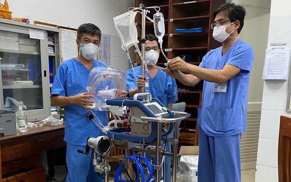 Bệnh viện Chợ Rẫy cử đội phản ứng nhanh đến Đà Nẵng điều trị COVID-19