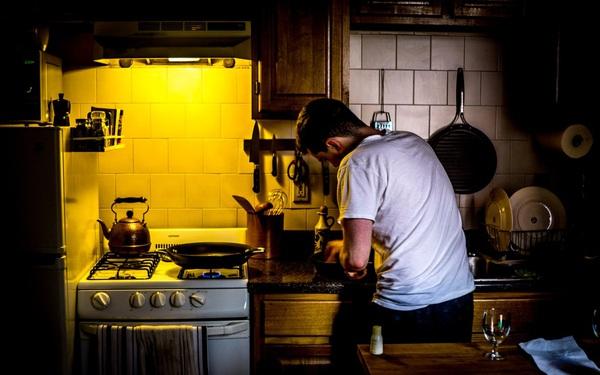 Sức hấp dẫn của đàn ông biết nấu ăn: Khi đó phụ nữ mới có được