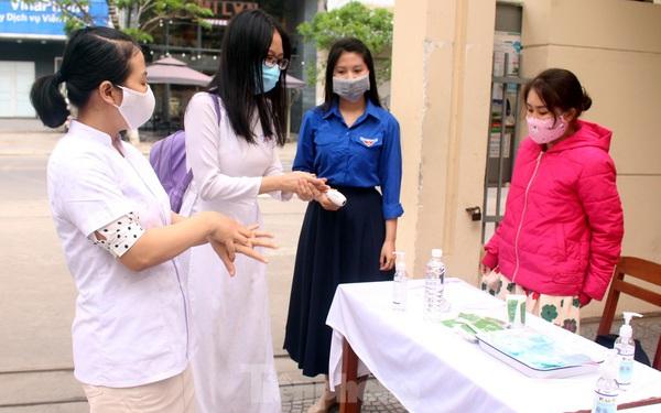 Giữa tâm dịch COVID–19, Đà Nẵng tổ chức kỳ thi THPT ra sao?