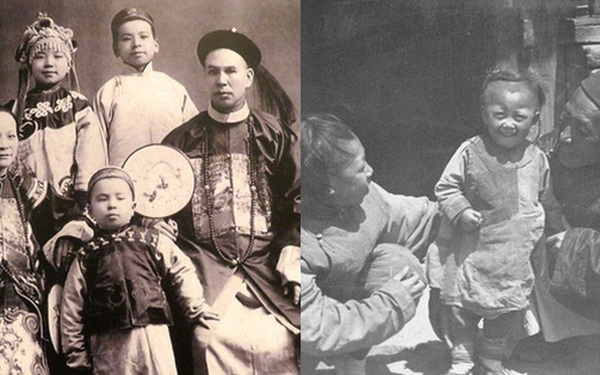 Loạt ảnh cũ của những đứa trẻ cuối thời nhà Thanh: Người sống trong nhung lụa từ bé, kẻ áo rách đói ăn khát uống quanh năm