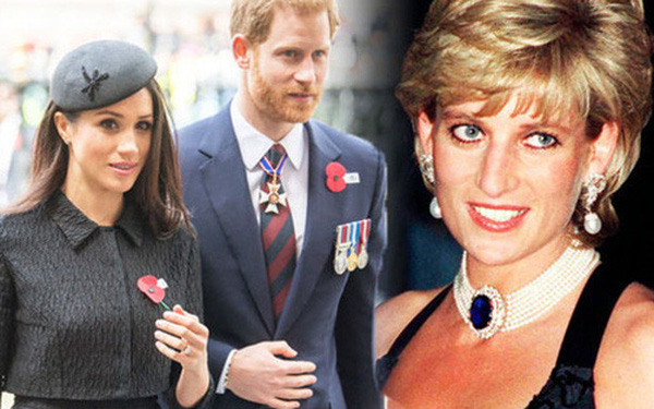 Harry gây phẫn nộ khi tiếp tục lợi dụng hình ảnh Công nương Diana, Meghan Markle bị cho là đứng sau dàn dựng tất cả