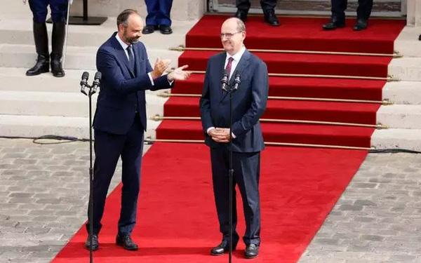 Tân Thủ tướng Pháp Jean Castex nhận chuyển giao quyền lực