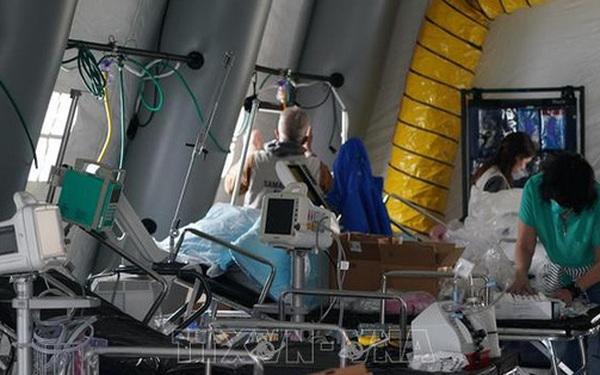 Nhiều bệnh viện ở Mỹ trở thành ổ dịch Covid-19