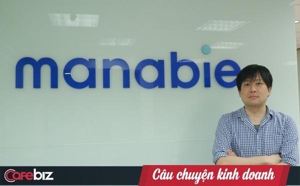 Takuya Homma và startup Manabie – Tân binh đáng gờm trên trên đấu trường ed-tech Việt Nam và châu Á