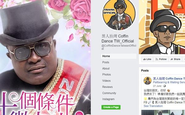 """Khó tin: Những """"anh da đen khiêng hòm"""" cuối cùng cũng bán quần áo online trên Facebook rồi!"""