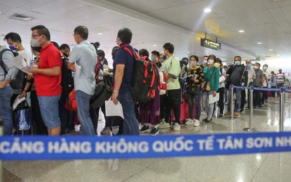 TP.HCM: Xử lý hình sự người trở về từ Đà Nẵng không khai báo y tế