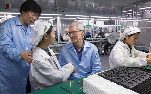 Nguồn tin quốc tế tiết lộ Apple đang tạm dừng kế hoạch sản xuất iPhone tại Việt Nam