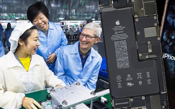 """Từ một gã tý hon, Luxshare đã được Apple biến thành """"tiểu Foxconn"""" như thế nào?"""
