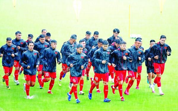 HLV Park Hang Seo: Việt Nam nên dồn sức cho Vòng loại World Cup