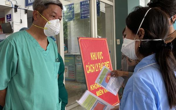 Thứ trưởng Nguyễn Trường Sơn rời Đà Nẵng, dịch Covid-19 cơ bản được khống chế