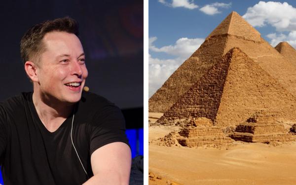 Ai Cập khẳng định kim tự tháp không phải do người ngoài hành tinh xây dựng, nhắn nhủ Elon Musk đừng nên 'chém gió'