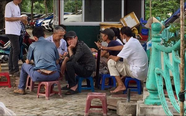 'Chợ người' Hà Nội ế ẩm vì dịch COVID - 19