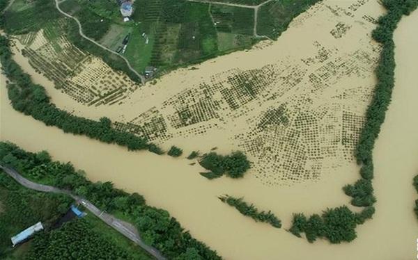 Lũ Lụt ảnh Hưởng Hơn 38 Triệu Người ở Trung Quốc Trong Thang 7