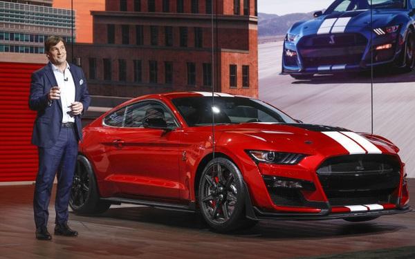 Ford muốn mở rộng sang lĩnh vực công nghệ xe hơi