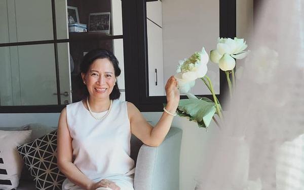 Mùa Vu Lan, vợ chồng con gái dành tâm sức hoàn thiện nội thất căn hộ 65m² với chi phí 500 triệu đồng dành tặng mẹ ở Hà Nội