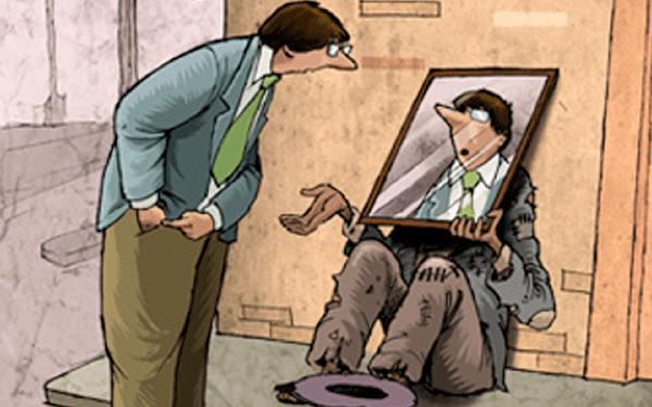Niềm tin của người giàu và người nghèo khác nhau như thế nào?