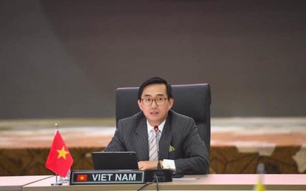 Thêm một người Việt Nam trở thành Phó Tổng thư ký ASEAN