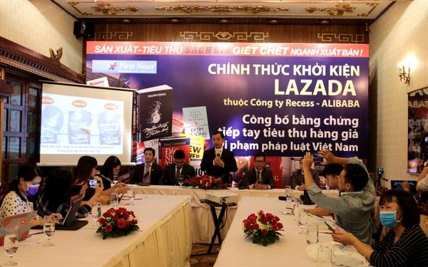 CEO First News: Lazada Alibaba thiếu trung thực và không chân thành!