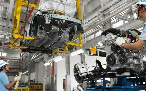 Chính thức gia hạn nộp thuế tiêu thụ đặc biệt với ô tô lắp ráp trong nước