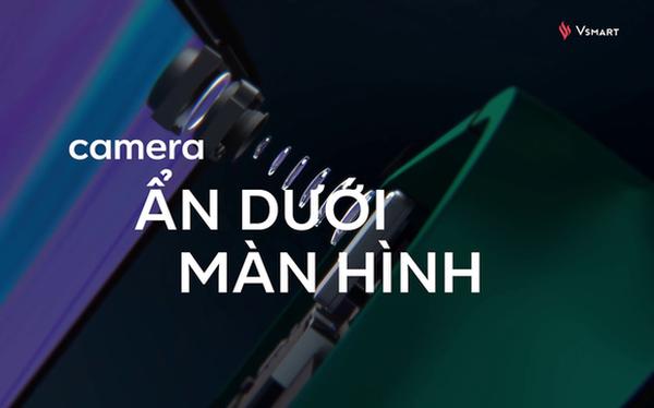 Vinsmart chính thức ra mắt dòng smartphone có camera ẩn đầu tiên tại Việt Nam: Chốt giá dưới 10 triệu đồng, tặng miếng dán chống lây nhiễm virus