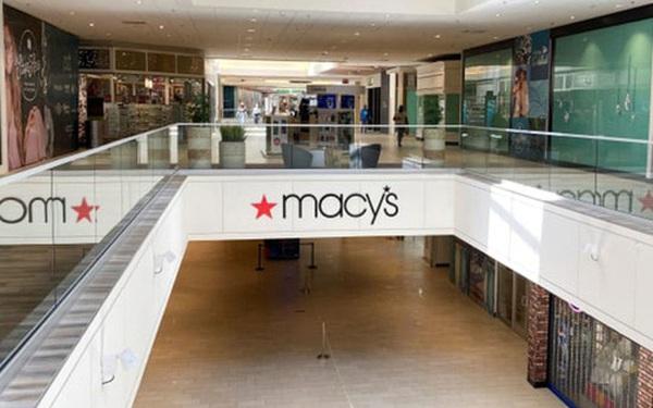 """Nhiều trung tâm mua sắm lớn trên thế giới đang """"hấp hối"""" vì Covid-19"""