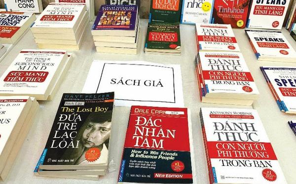 CEO First News: Chỉ sau một tuần tạm ngưng, Lazada lại tiếp tục để sách giả bàn công khai như chưa hề có việc gì xảy ra