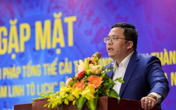 Đề xuất cải tạo sông Tô Lịch thành công viên: Là tình cảm của Nhật Bản dành cho Việt Nam, không thu phí vào cổng