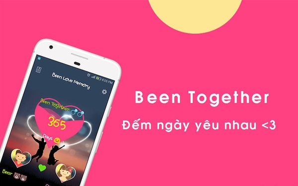 Ứng dụng đếm ngày hẹn hò bị nhiều dân mạng Việt đánh giá 1 sao vì lý do: Cứ tải về là cãi nhau, chia tay