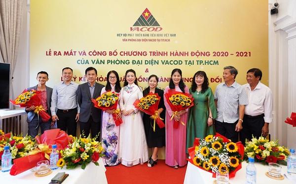 VACOD bổ nhiệm bà Lê Thúy Nga là Trưởng văn phòng đại diện tại TP. HCM