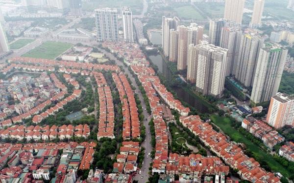 """Hà Nội: Phân khúc nhà thấp tầng sẽ """"bật dậy"""" từ cuối năm 2020 với hàng loạt dự án mới"""