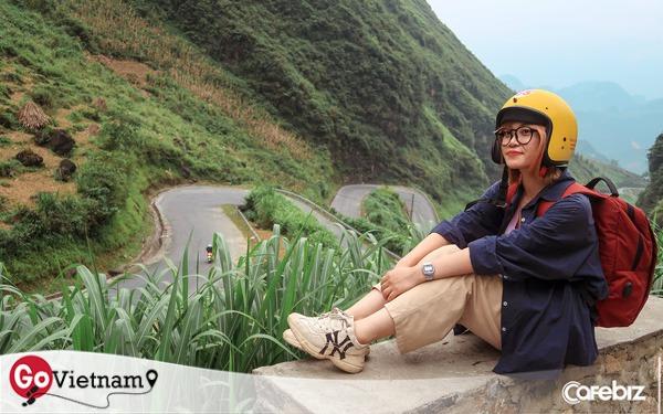 Nhật ký hành trình tới Hà Giang của cô gái yêu du lịch bụi: Làng Thiên Hương như một ngôi làng cổ tích, Du Già đẹp mê ly!