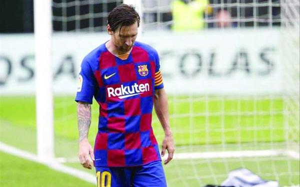 Barca sẽ để Messi ra đi?