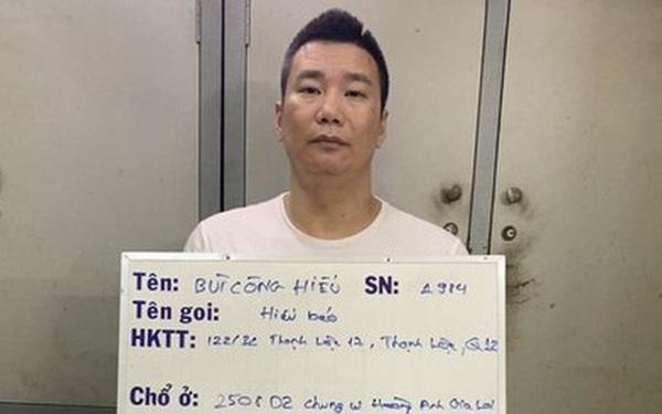 Khởi tố giám đốc Công ty Thái Dương kiêm trùm giang hồ đòi nợ thuê ở Sài Gòn