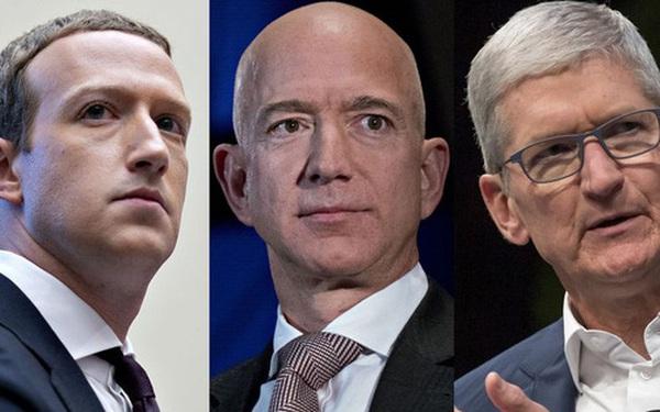 """Tài sản của 10 tỷ phú công nghệ """"bốc hơi"""" 44 tỷ USD chỉ sau 1 đêm"""