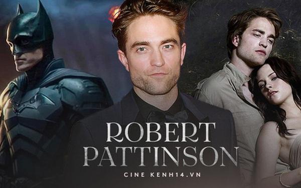 """""""Batman thế hệ mới"""" Robert Pattinson: Nỗ lực phá bỏ """"lời nguyền ma cà rồng"""" để tỏa sáng"""