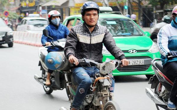 Hà Nội hỗ trợ 2-4 triệu đồng đổi xe máy cũ lấy mới: Ai được 2 triệu, ai được 4?